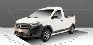 Dacia Dokker Pick-Up by Dokker