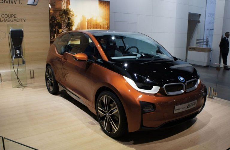 Detroit 2013 – BMW i3 Concept Coupe