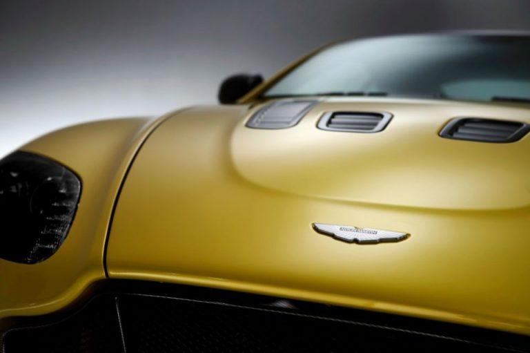 Aston Martin V12 Vantage S(ssss)