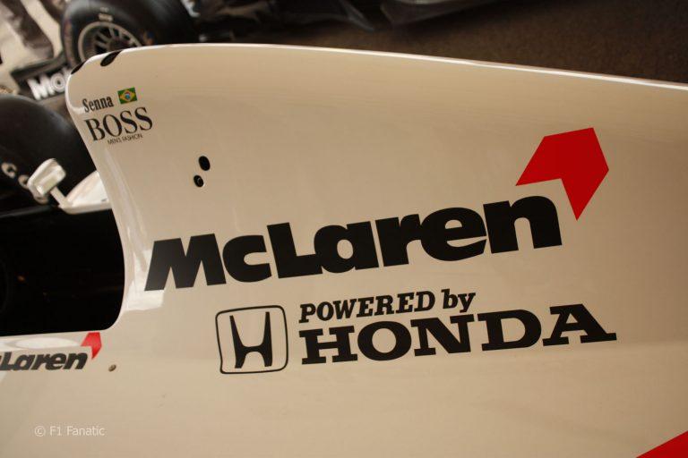 F1: McLaren & Honda, together again