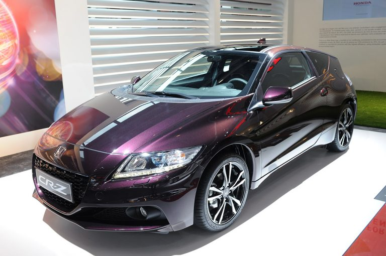 Rumours has it: boosted CR-Z to come