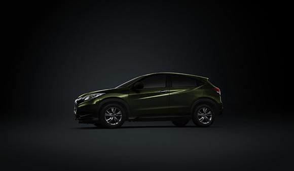 Tokyo 2013: Vezel, a new baby-SUV for Honda
