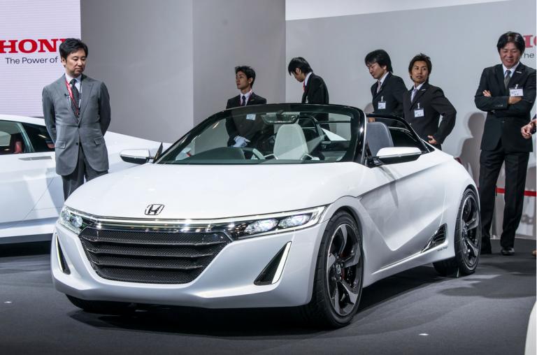Tokyo 2013: Honda S660