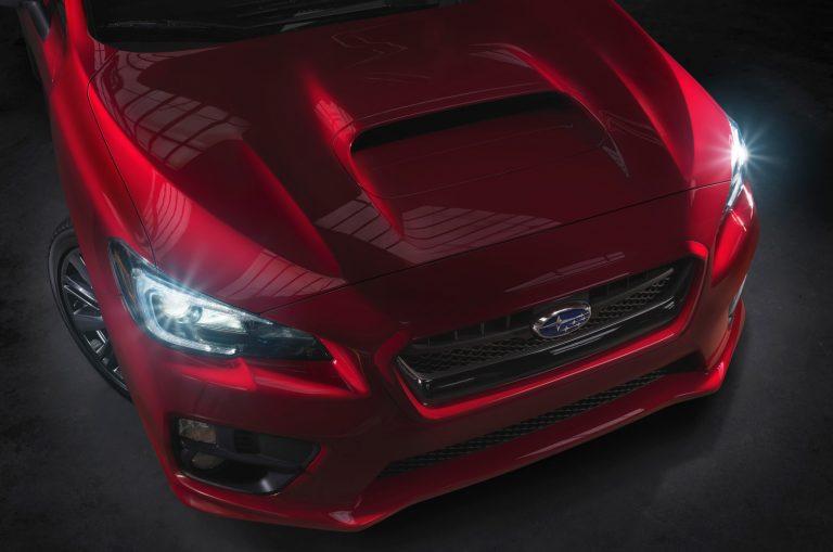 Subaru WRX, teasing…