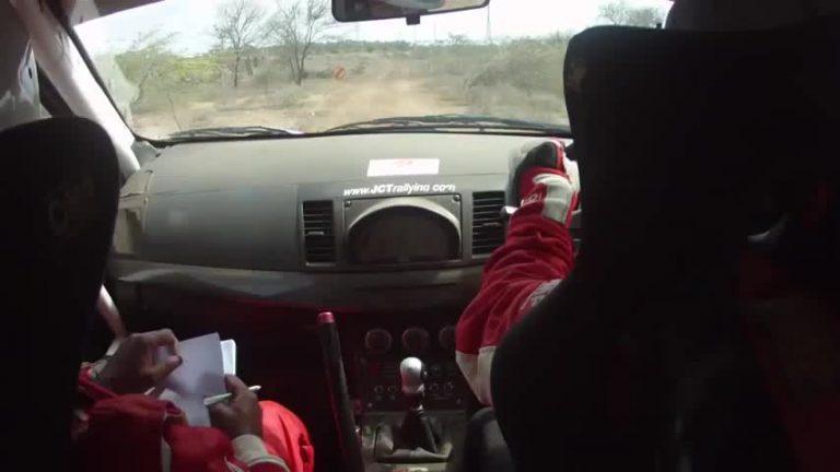 Samir, you're breaking the car….!