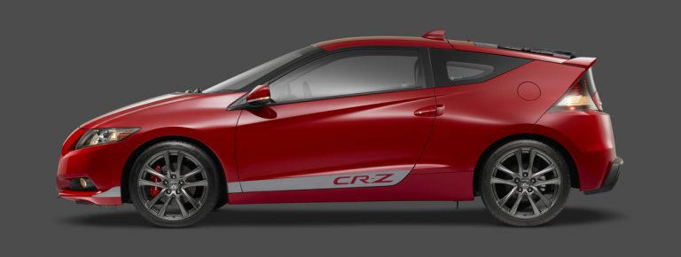 Power me up: CR-Z by HPD