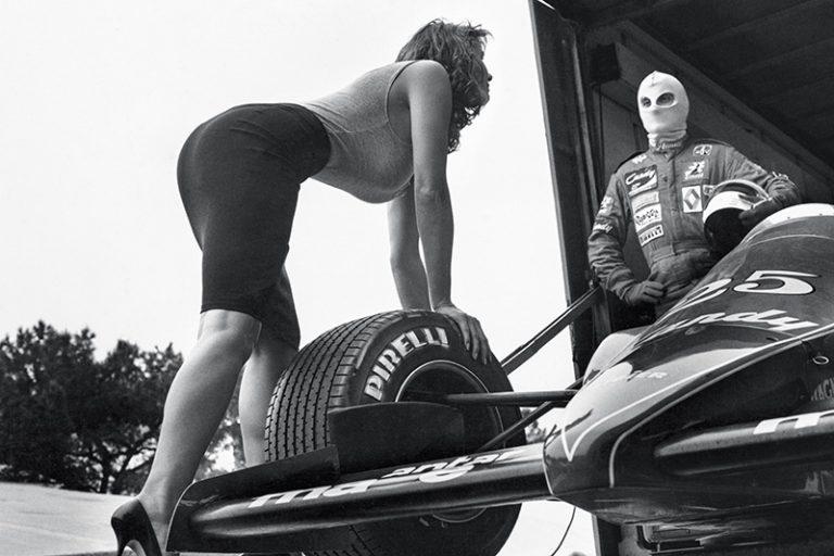 Pirelli – The Calendar's 50 anniversary