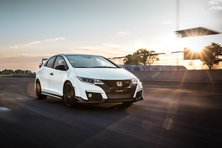 The most EXTREME Type-R Honda ever built