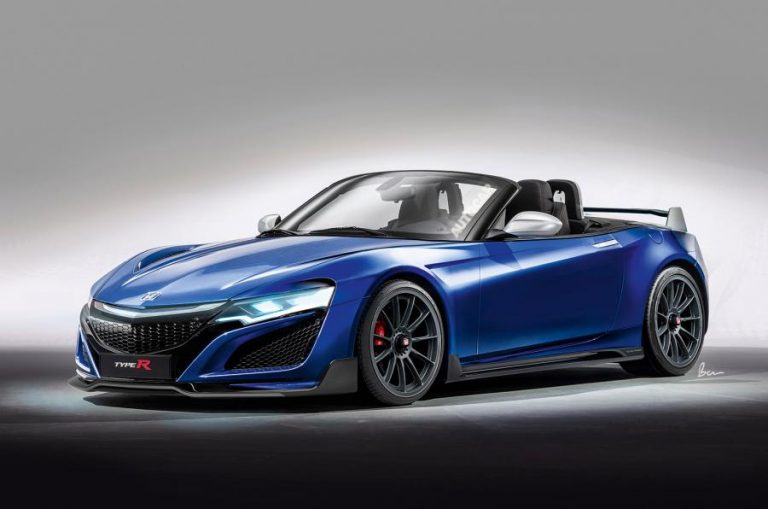 Rumour has it: two engines for the new Honda S2000