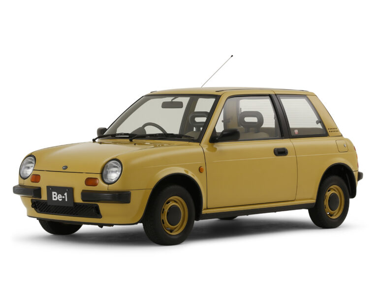 The little bee: Nissan Be-1
