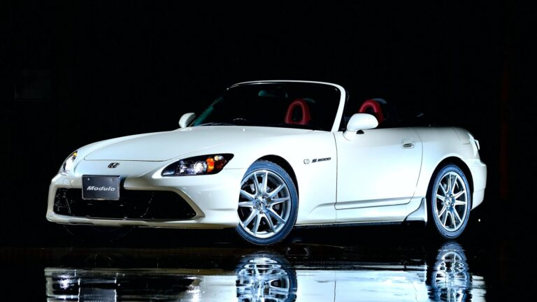Will we have a brand new S2000 in 2024?