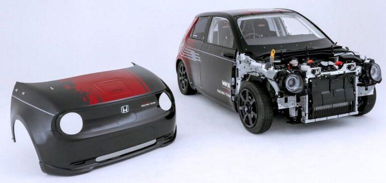 Honda e-Drag ah-mazing concept